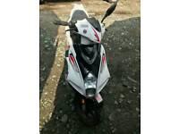 Moped AJS FireFox 16 Plate