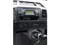 Radio CD player for VW T5