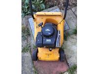 Mcculloch 35 petrol lawnmower