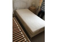 3' Fully Adjustable Electric Bed