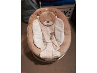 Baby bouncy chair for sale