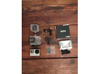 GoPro HERO4 Silver Edition + 128 SanDisc Memory Card