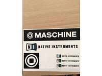 Maschine MK2 w/Hardware, Software + More