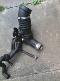 seat leon 1.8 t turbo pipe , recirculation valve