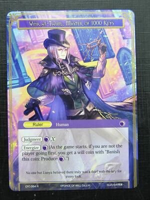 Force of Will TCG  x 1 Umr at-Tawil Master of 1000 Keys //// Yog-Sothoth the Cha