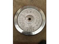 2 x 20kg weight plates