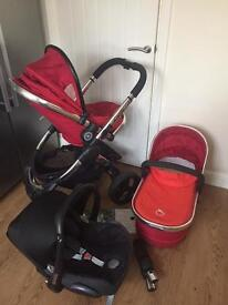 Complete iCandy Peach Travel System