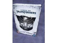 TRANSFORMERS 3 MOVIE SET
