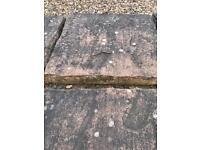 Paving slabs 60x60 cm