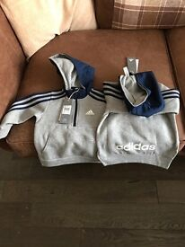Adidas kids top, age 3/4, BNWT