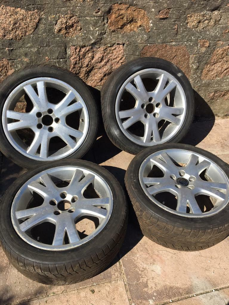 Volvo S60 alloys