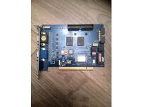 GV650 8-16 CH 60FPS DVR CARD