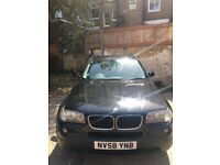 2008 BMW X3 2.0 Manual 5 seats Lovely example in very good condition. Service history