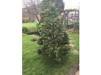 Artificial Outdoor Christmas tree