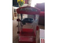 Cinema popcorn maker