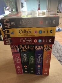 Charmed box sets seasons 1-8