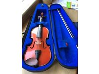 BEGINNERS 1/2 SIZE VIOLIN