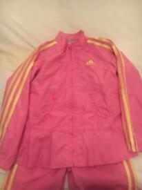 Adidas Tracksuit age 5