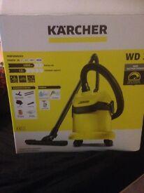 Karcher multi purpose hoover