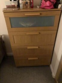 BRAND NEW SET OF DRAWERS