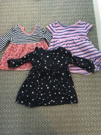 3-6 month baby clothes