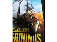 Xbox one controller special edition copper shadow