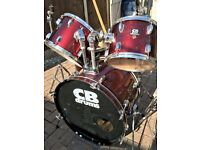 Drum Kit - CB Drums - Great beginner set