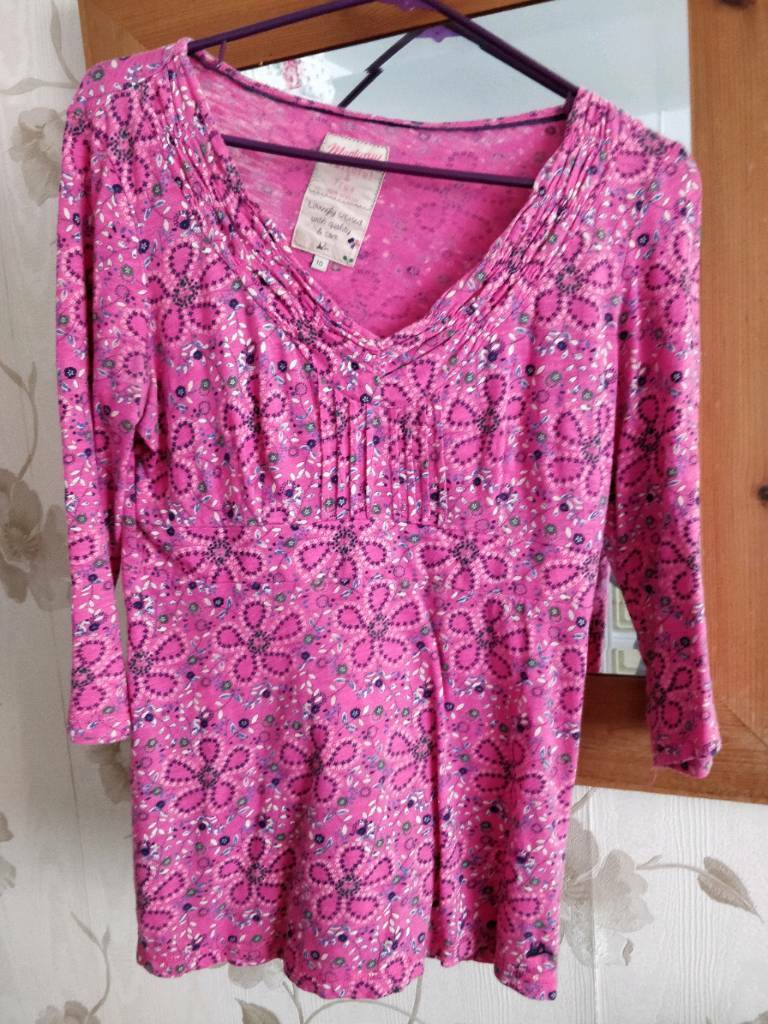 5650513aaed3e Boohoo purple tunic dress and/or pink Mantaray tops 10 | in Norwich ...