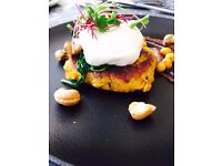 Experienced sous chef required asap, Honeycomb & Co, Bruntsfield £23K, plus tips