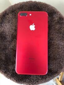 iPhone 7 Plus, Red, 128GB, Unlocked