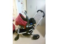 Pram n Travel System. Rarely used