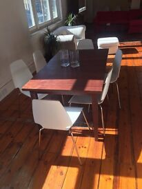 Wooden, Extendable, Dining Table - Low Price to Sell this Weekend!