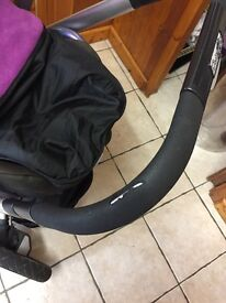 Quinny Buzz Travel System & car seat