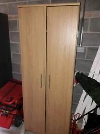 Wardrobe - Double Door