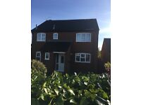 Family Home , 4 bed (1 ensuite) , double garage, Office, Conservatory, village location & school