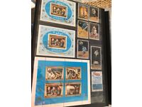 World Apollo Stamp Collection