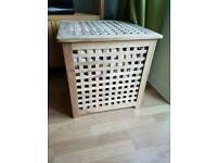 Ikea HOL side table / storage