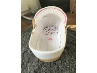 Baby mosses basket