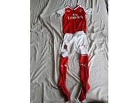 Arsenal junior kids kit 16-17