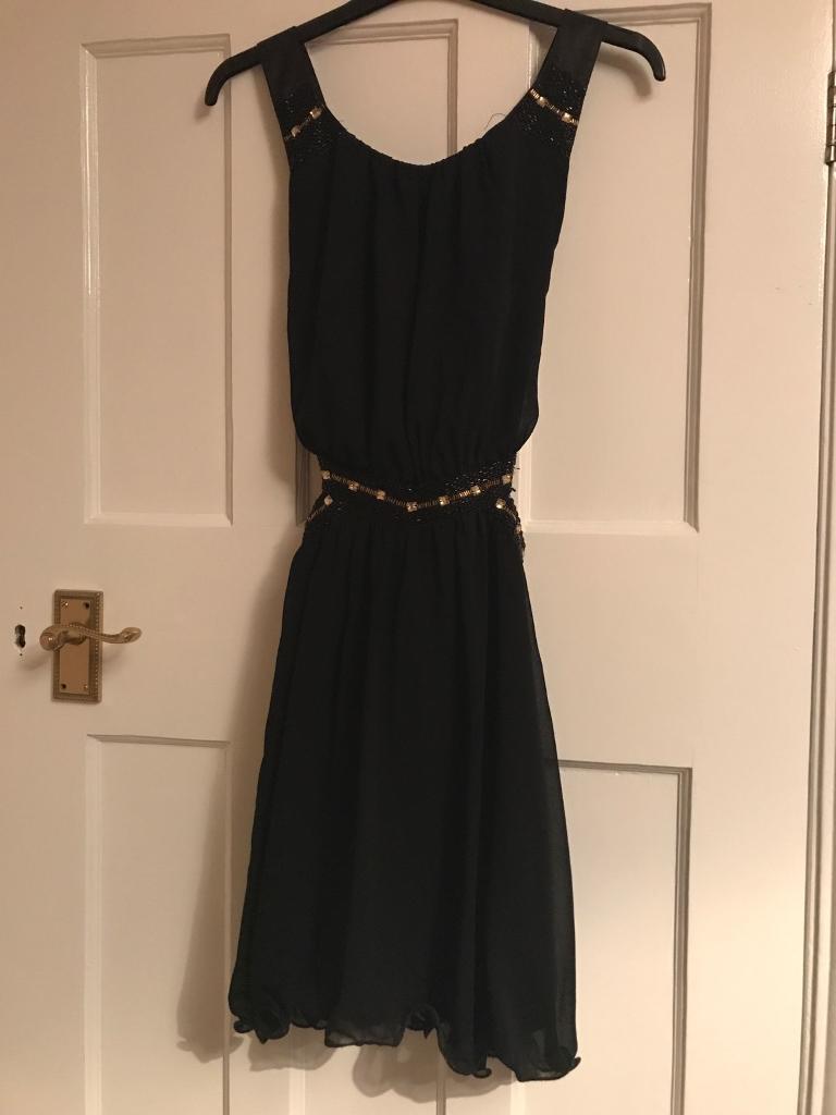 Size 10 Black dress from little mistress