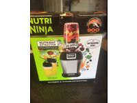 Nutri Ninja Nutrient Extractor from Whole fruits and vegetables