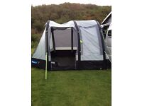 Camper Van Awning - Kampa Travel Pod Midi Air L
