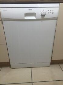 Zanussi Tempoline Dishwasher White