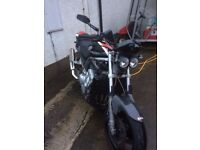 2002 fzs 1000 Sold