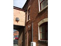 Spacious modern flat in Lowesmoor, Worcester, close to town centre and amenities