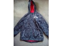Boys jacket age 7-8