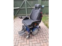 Invacare TDX-SP2 Power Wheelchair - many extras - exceptional value