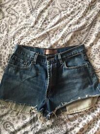 High waist Levi's Shorts