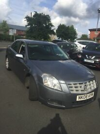 CADILLAC BLS 1.9 DIESEL 08REG ELEGANCE TD **FULL LEATHER**FSH**WOW**CHEAPEST ON NET*TOP OF THE RANGE