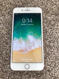 Apple iPhone 8 Plus 8+ 256gb unlocked Mint condition